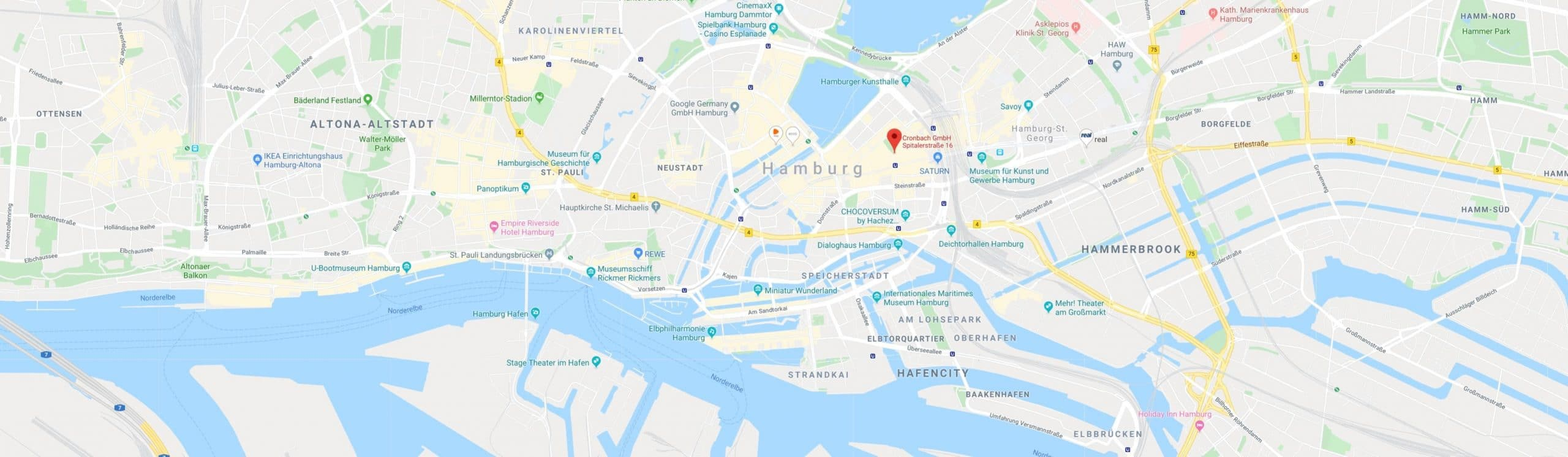 Cronbach GmbH in Hamburg