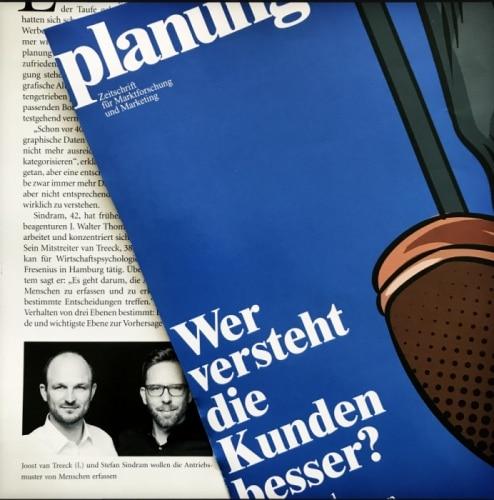 Cronbach im Interview mit planung&analyse